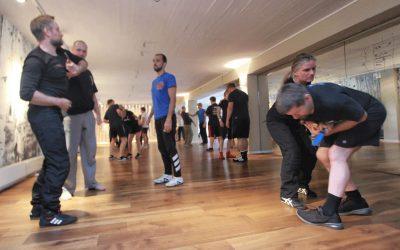 Systema Training: Kampfkunst für den Alltag